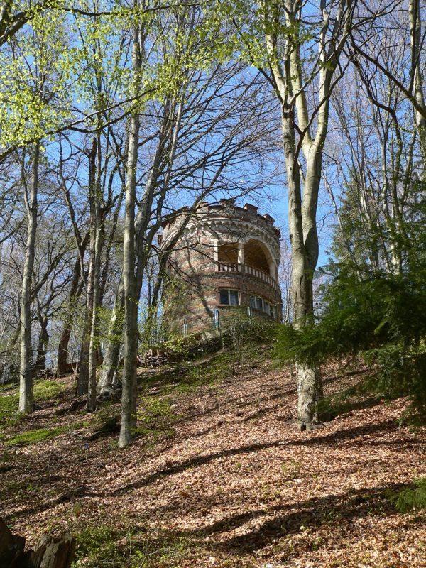 Castelul Turn din Baile Olanesti