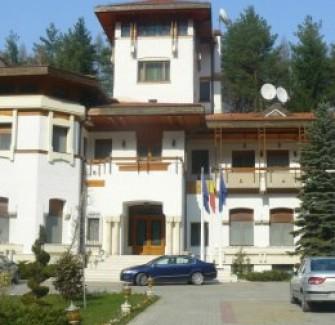 Palatul Olanesti (Vila lui Ceausescu)