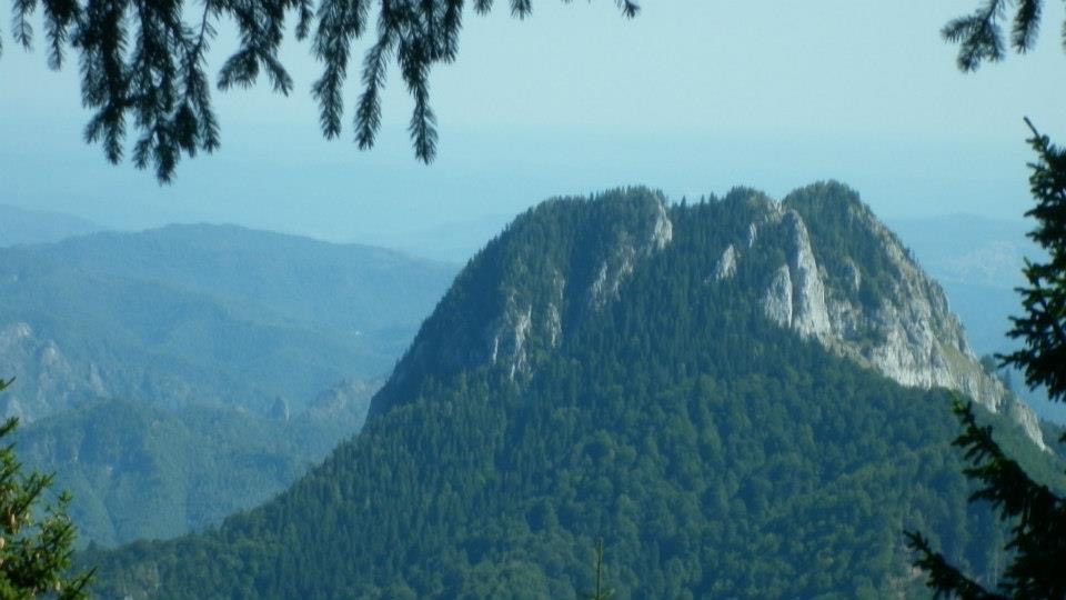 Parcul national Buila Vanturarita